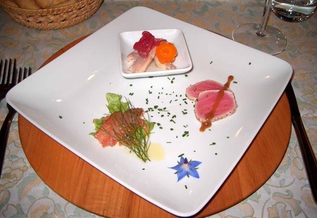 soiattolo menue 2 Essen/Trinken