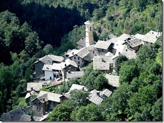 San Gottardo-Rimella