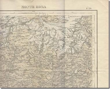 Vergößern mit Klick: Monte Rosa Landkarte