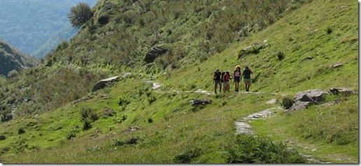 Mulattiera Alpe Barranca