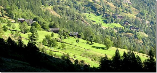 Walserhöfe Val Vogna