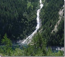 Lago-Sambuco-Wasserfall