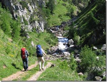 Aufstieg-Passo-Campolungo