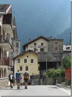 Gasthof Monte Rosa Alagna Val Sesia