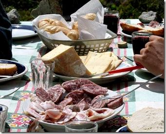 Alpe-Maccagno-Buffet