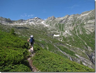 Aufstieg-Capanna-Sambuco