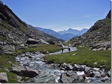 Vom Val Malenco zur Forno Hütte - Gletscherpanorama deluxe!