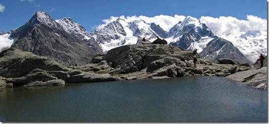 Bernina-Biancograt-Roseg