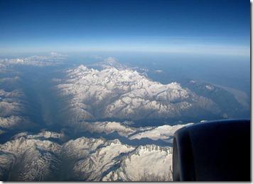 Anflug-Bergamo