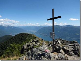 Pizzo-Leone-Gipfel