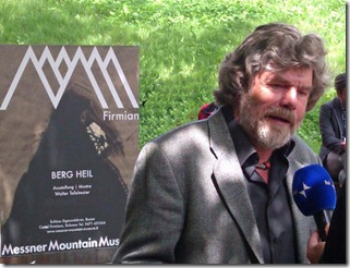Reinhold-Messner-Interview