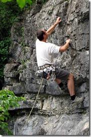 Idro-See-Klettern