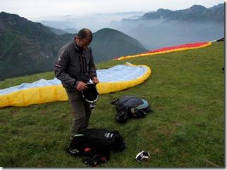 Idro-See-Paragliding