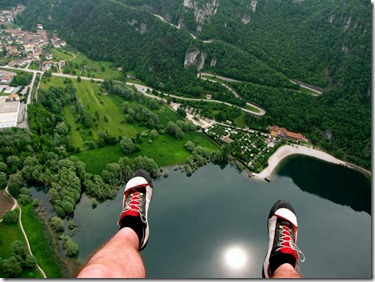 Idro-See-Paragliding-Baiton