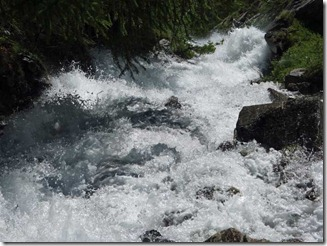 Aostatal-Wildbach