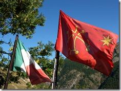 Okzitanische-Flagge