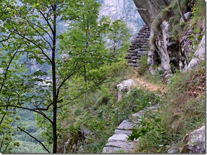 Zan-Zanini-Treppe