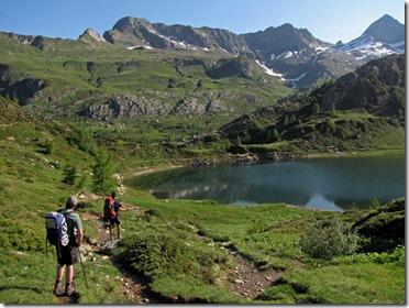 Orobie-Lago-Rotondo