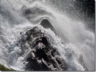Orobie-Wasserfall