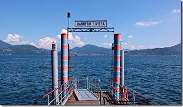 Cannero-Riviera-Anleger