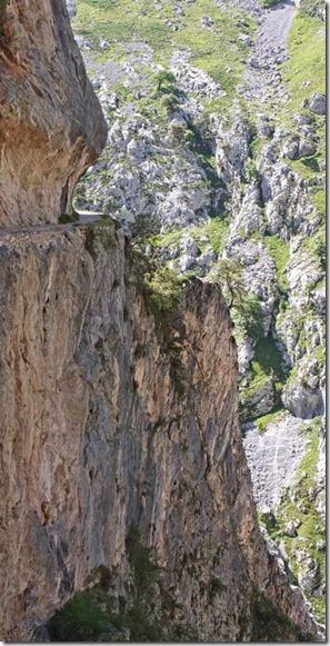 Ruta-del-Cares-Schlucht