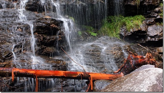 Cornavosa-Wasserfall
