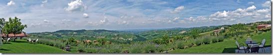 Langhe-Panorama-Piemont