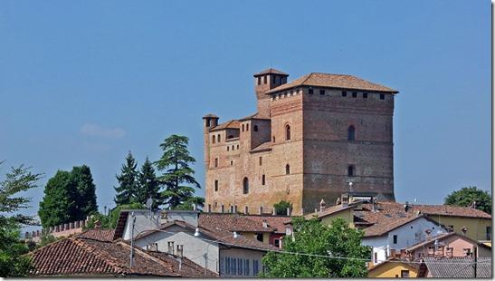 Piemont-Grinzane-Cavour